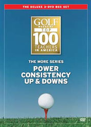 Golf Magazine More Series (3 DVD Set)