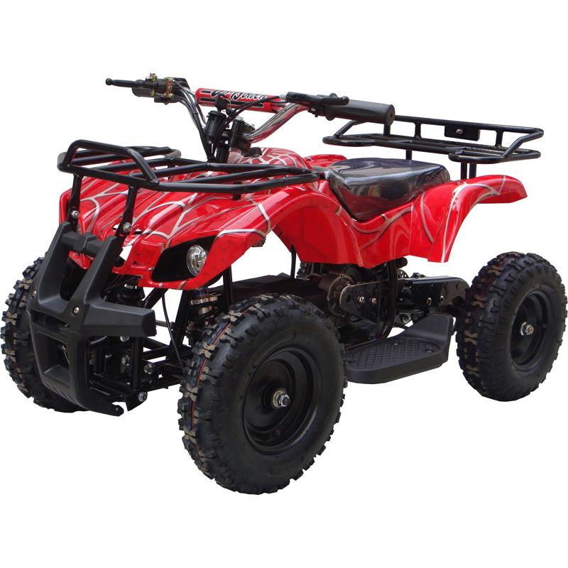 Go-Bowen Sonora 350W 24V Kids Mini Quad - Red Spider