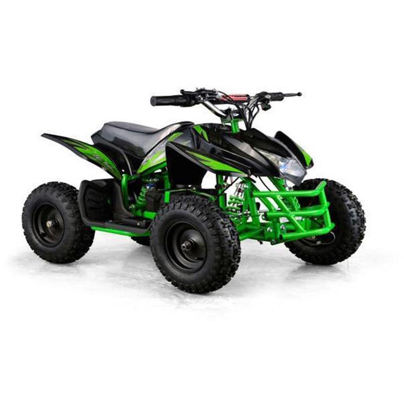 Go-Bowen Titan 350W 24V Kids ATV Mini Quad - Green