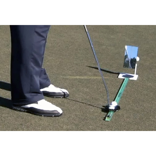 The Putting Stick Golf Trainer