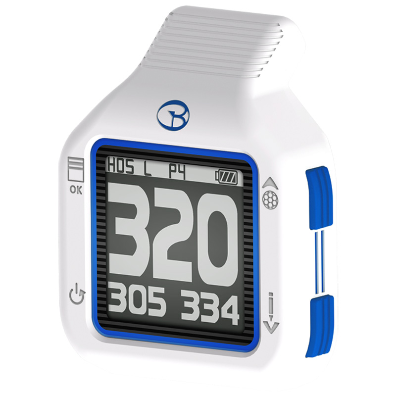 Golf Buddy CT2 Golf GPS - White/Blue
