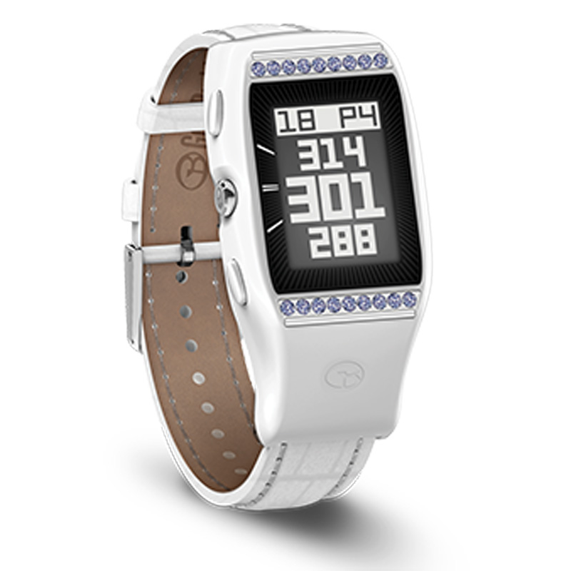 Golf Buddy LD2 GPS Golf Watch - White w/ $30 Mail in Rebate