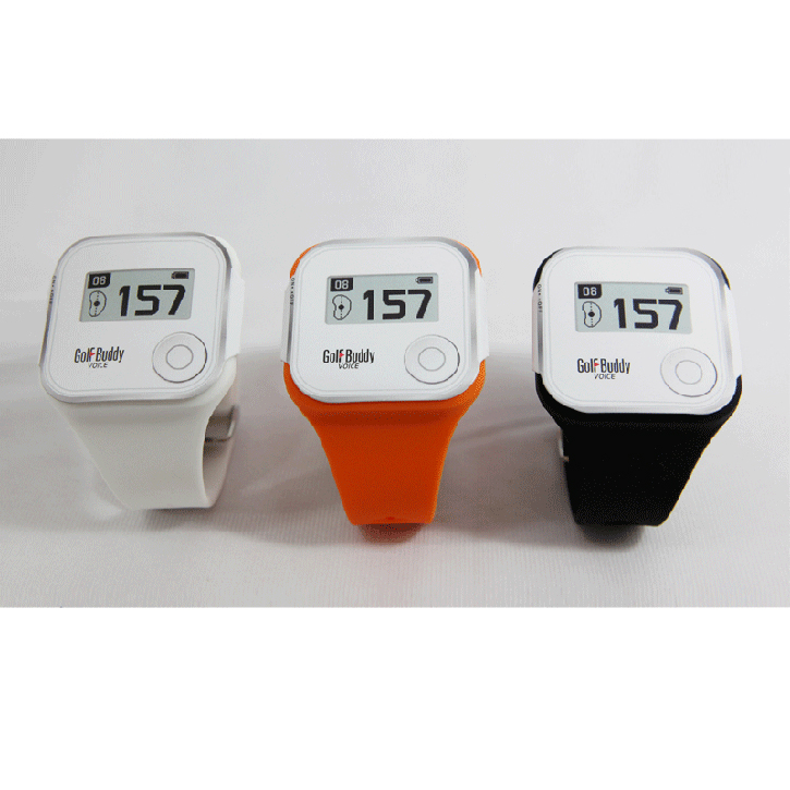 Golf Buddy Voice GPS Wrist Band Image