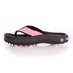 Golf Gators Spackler Golf Flip Flop Sandal - Womens