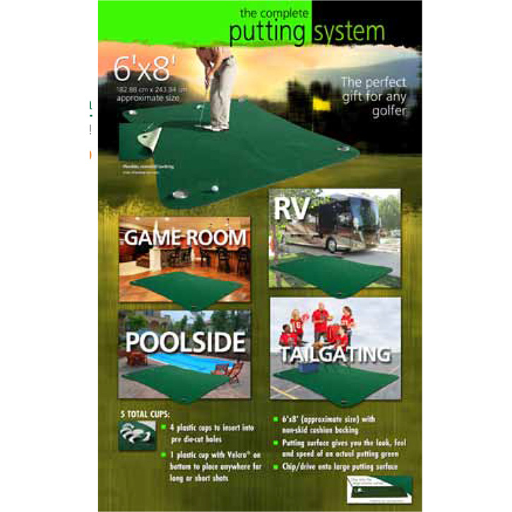 The Complete Putting System