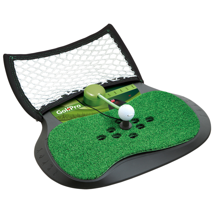 GolfPro Launchpad Home Golf Simulator