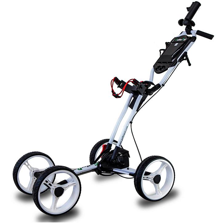 GolferPal EasyPal Auto Folding Golf Push Cart