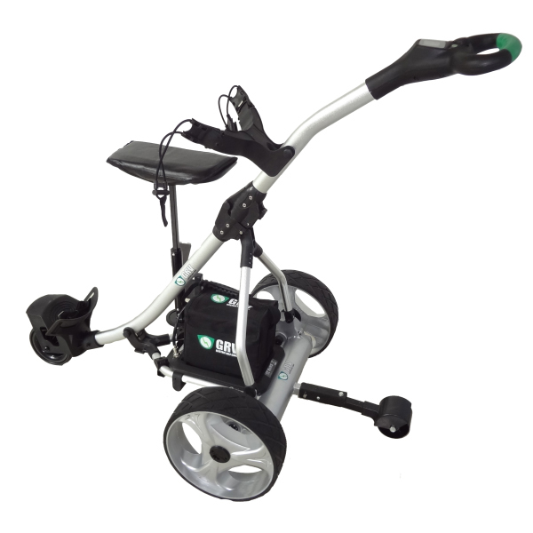 Grv Driver Remote Electric Golf Push Cart At