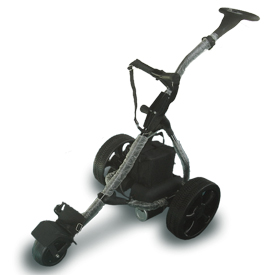 Grv Eagle Electric Golf Push Cart At