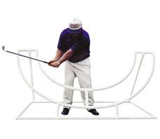 Half Circle PVC Swing Trainer