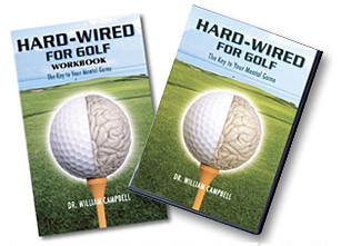 Hard Wired For Golf DVD