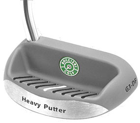 Heavy Putter G3-DF Putter