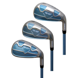 Hippo Lady Magia Hybrid 4x4 Iron Set