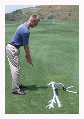 Jack Nicklaus Inside Approach Golf Swing Trainer