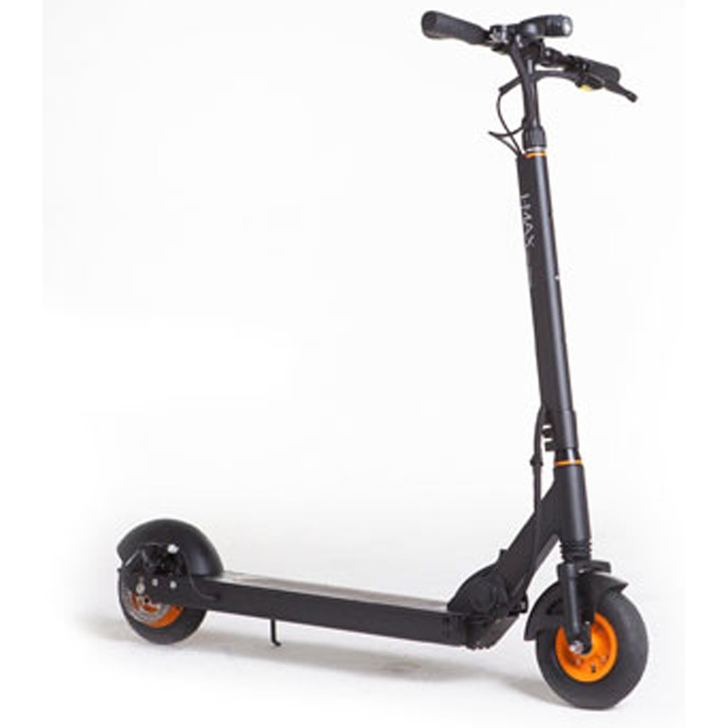 2019 I-MAX T-3 Electric Folding Lithium Scooter - Dark Gray
