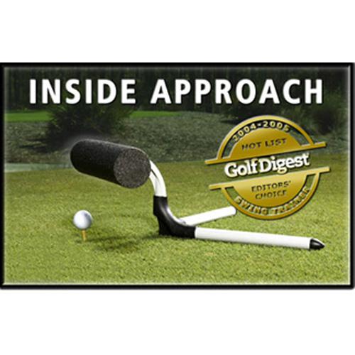Inside Approach Golf Swing Trainer