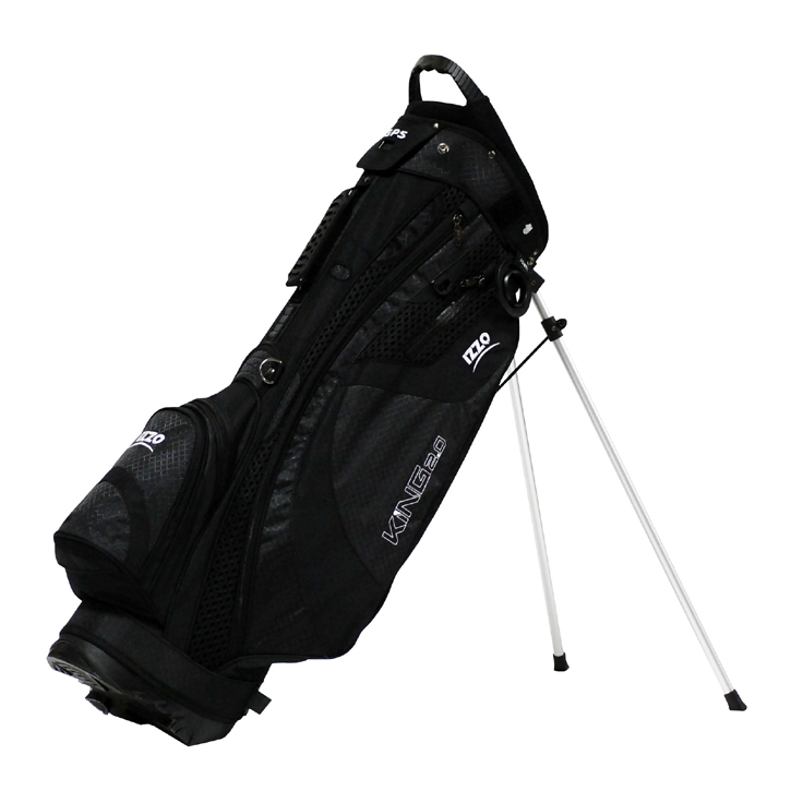 Image of Izzo 2013 King Stand Bag - Black