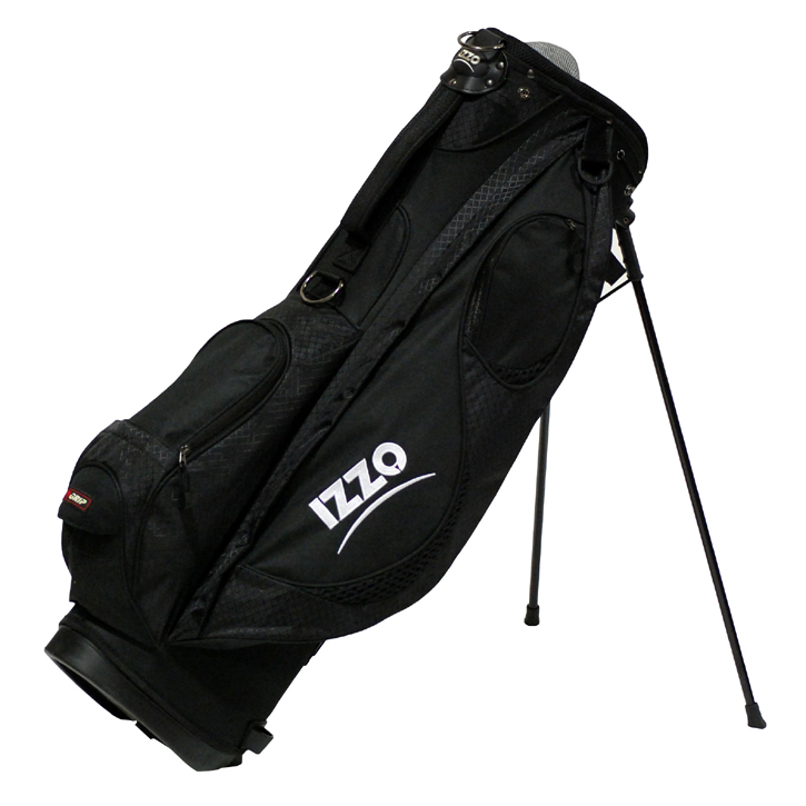 Izzo 2013 Neo Stand Bag - Black