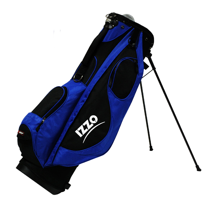 Izzo 2013 Neo Stand Bag - Blue