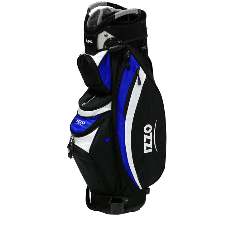 Izzo 2013 Locker Cart Bag - Blue