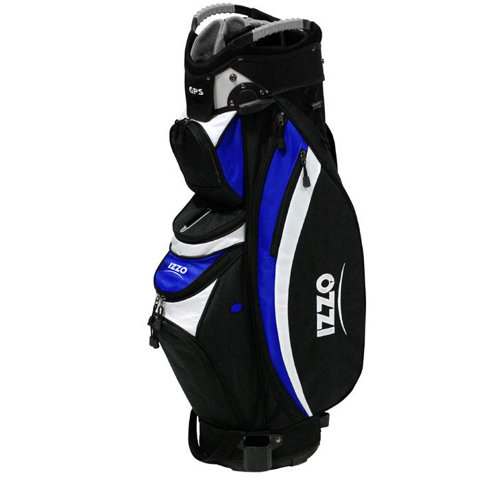 Image of Izzo 2013 Locker Cart Bag - Blue