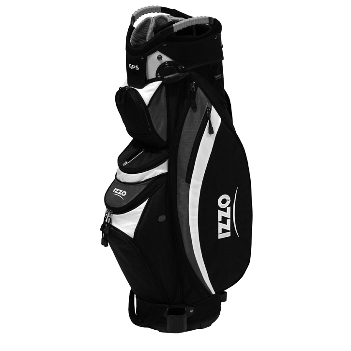 Izzo 2013 Locker Cart Bag - Black