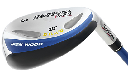 Tour Edge JMAX Draw Iron-Wood
