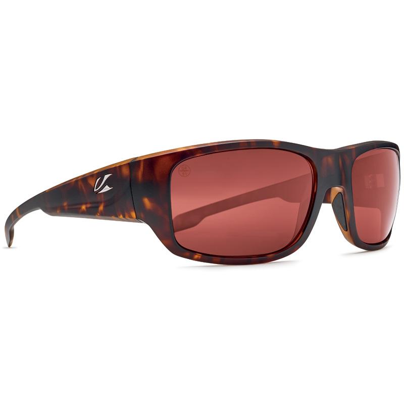 Kaenon Anacapa Polarized Sunglasses - Matte Tortoise /Copper C12
