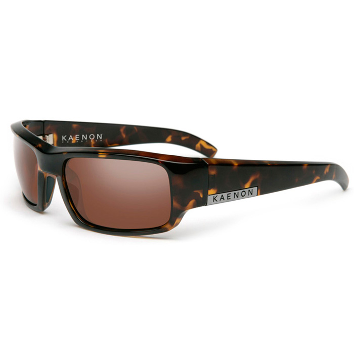 Kaenon Arlo Polarized Sunglasses - Tortoise C12