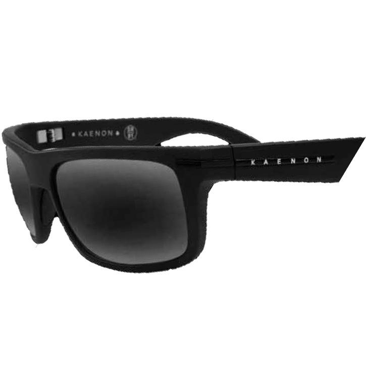Kaenon Burnet Polarized Sunglasses - Black Label G12 Mirror