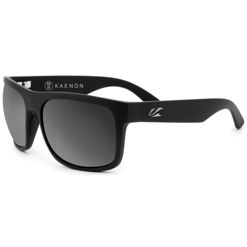 Kaenon Burnet XL Polarized Sunglasses - Black Label G12