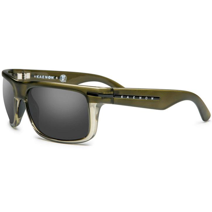 Kaenon Burnet Polarized Sunglasses - Dirty Martini G12