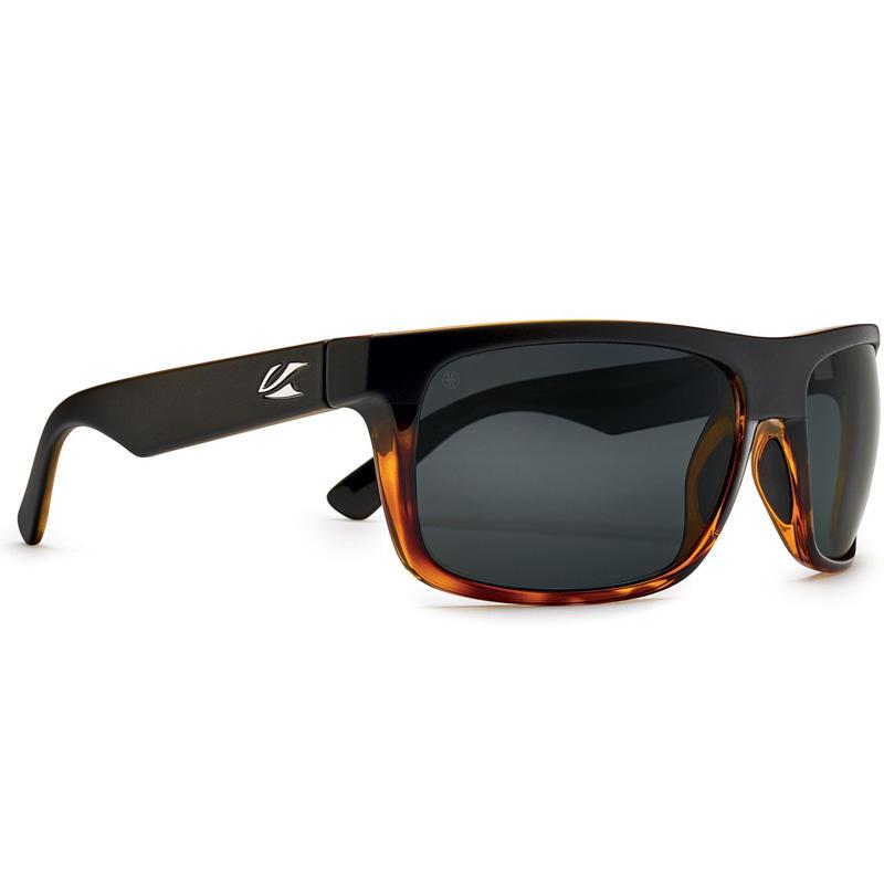 Kaenon Burnet Mid Polarized Sunglasses - Matte Black/Tortoise - G12