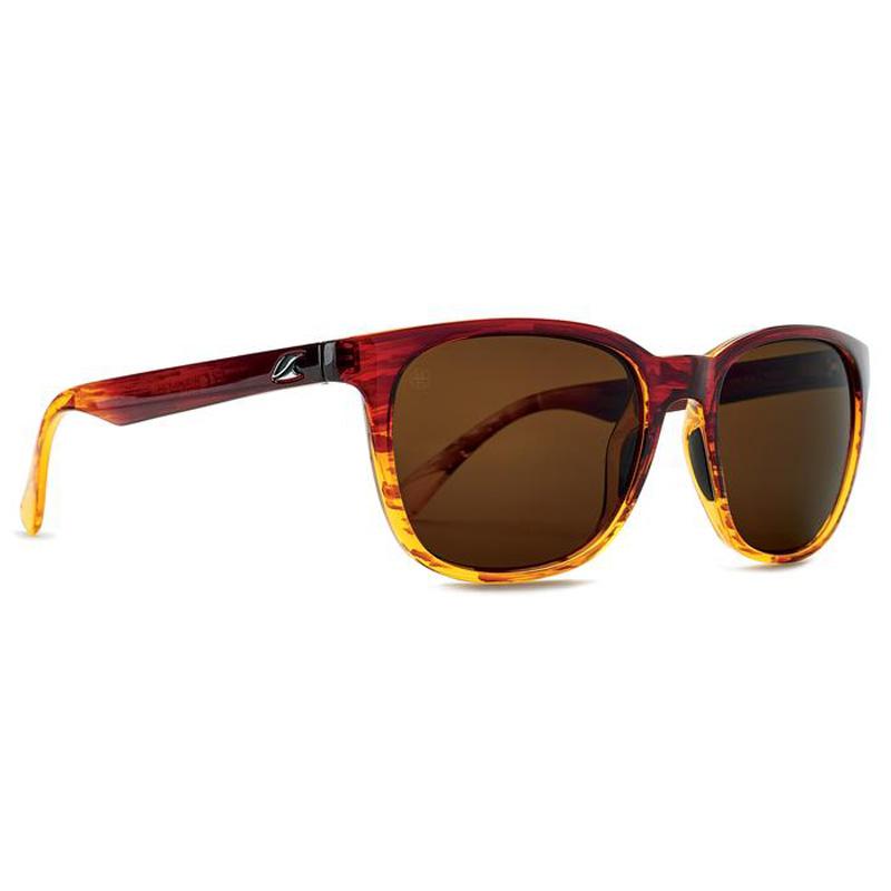 Kaenon Calafia Polarized Sunglasses - Sequoia/Brown 12