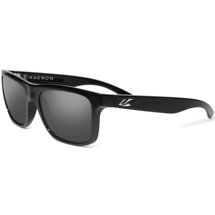 9302e56bfb Kaenon Clarke Polarized Sunglasses - Black G12