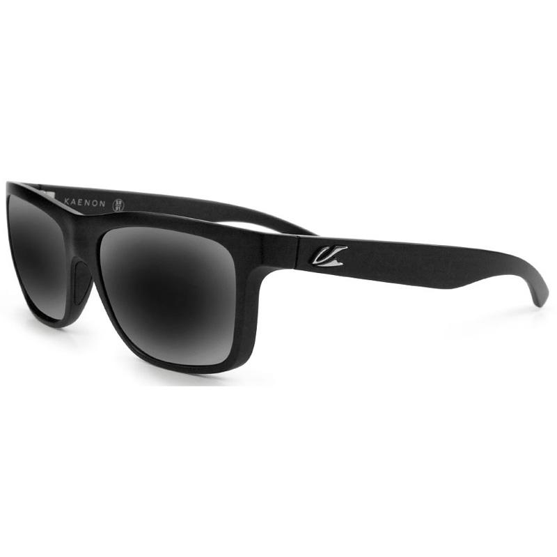 Kaenon Clarke Polarized Sunglasses - Black Label G12
