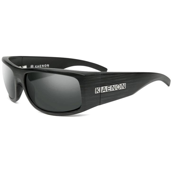 Kaenon Gauge Polarized Sunglasses - Pinstripe G12