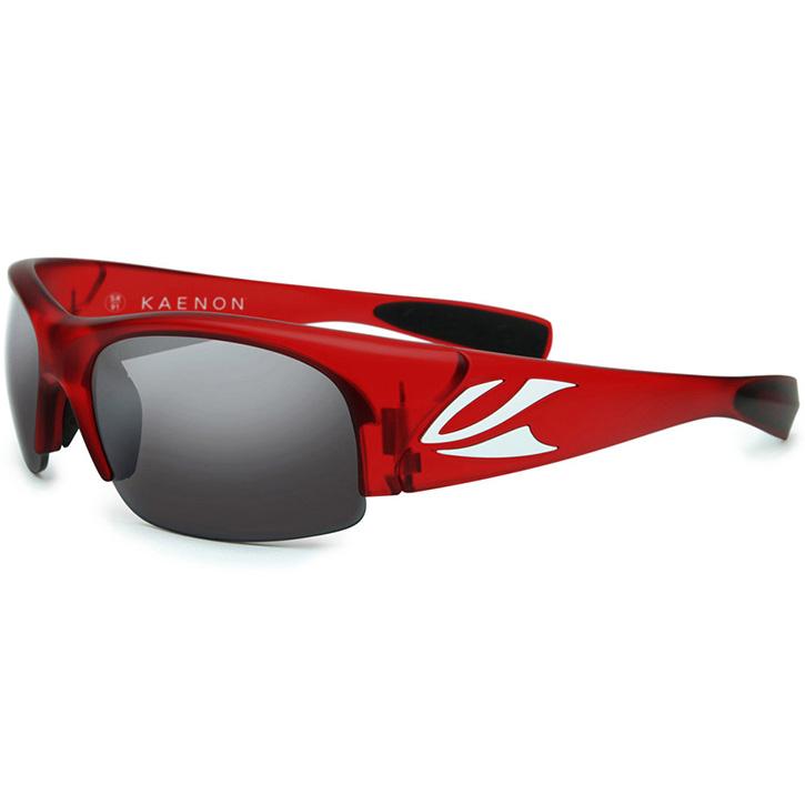 Kaenon Hard Kore Polarized Sunglasses - Matte Red G12
