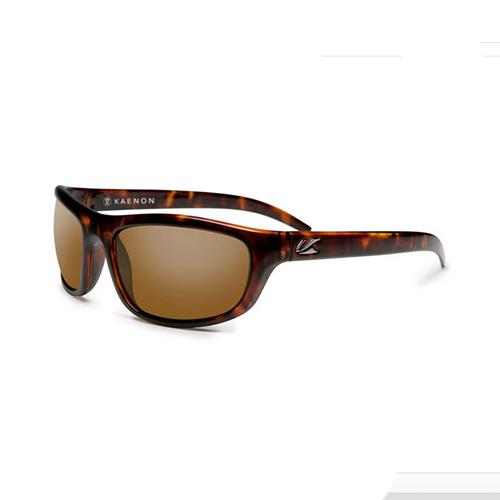 Kaenon Hutch Polarized Sunglasses - Tortoise B12