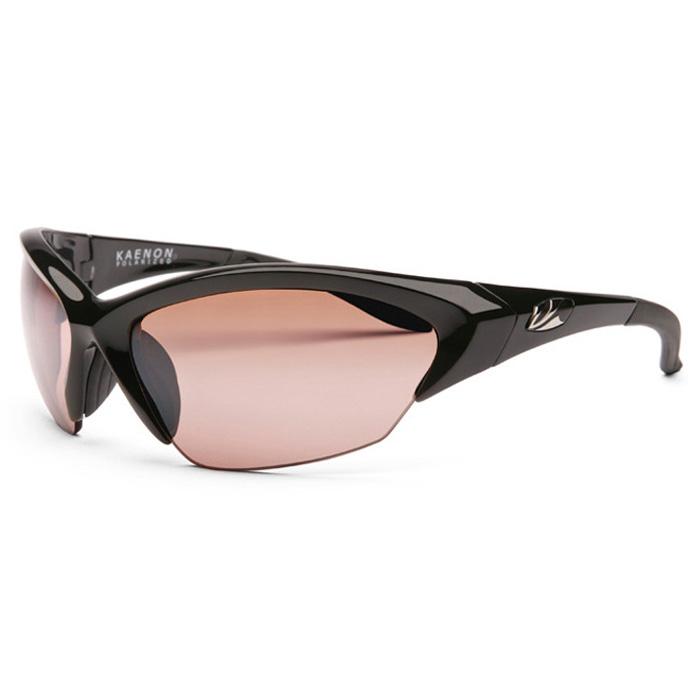 Kaenon Kore Polarized Sunglasses - Black C28