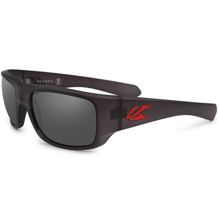 Kaenon Pintail Polarized Sunglasses - Graphite/Red G12