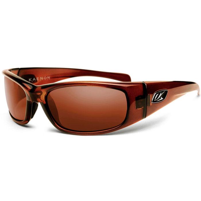 Kaenon Rhino Polarized Sunglasses - Tobacco C12