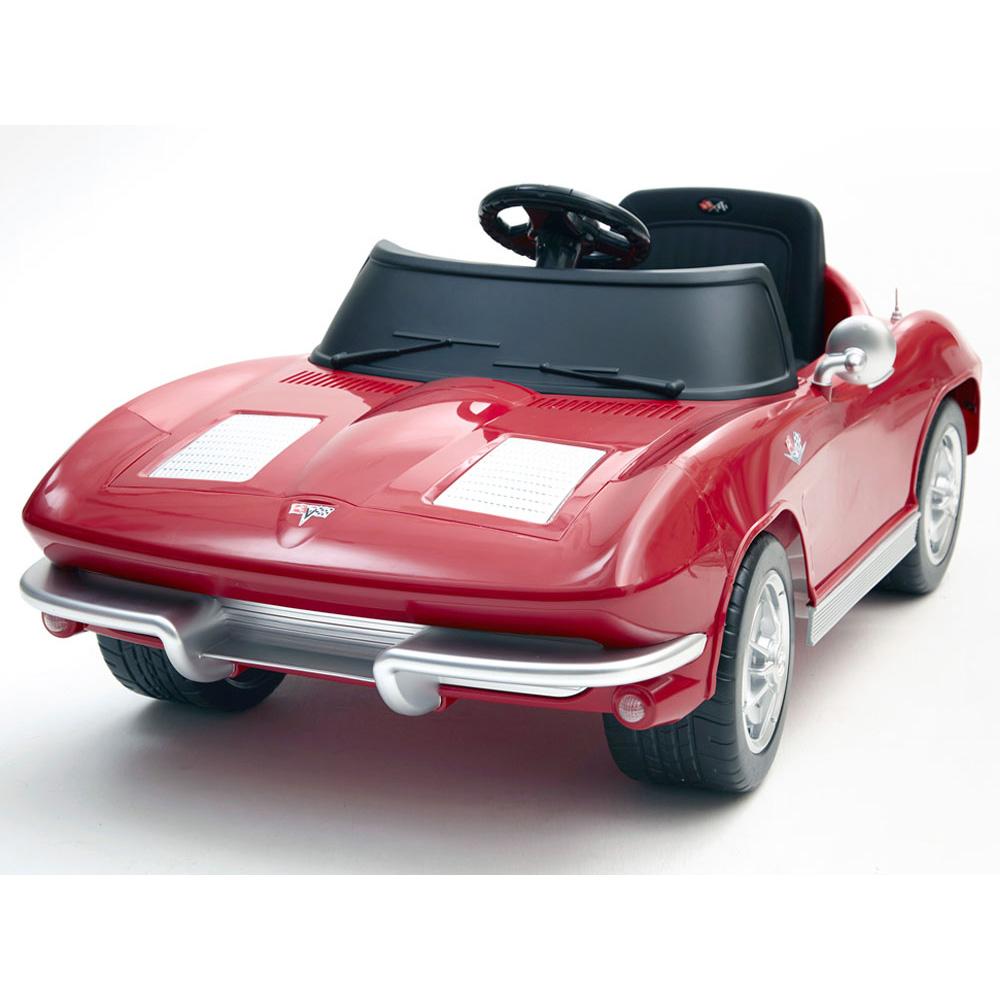 Kalee Corvette Stingray 12v - Kids Mini Car