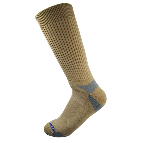 Kentwool Tour Standard Socks - Mens Khaki