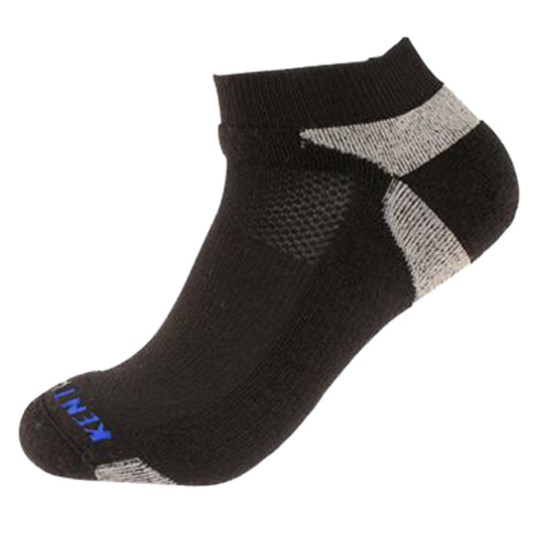 Kentwool Tour Profile Socks - Mens Black