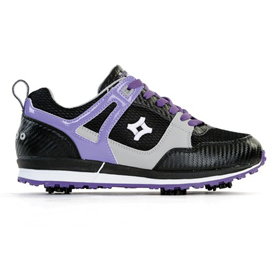 Kikkor Womens Retra Golf Shoes - Purple Bornelle