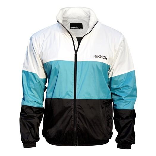 Image of Kikkor Blocker Jacket - Mens White/Deep Black