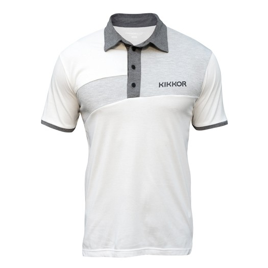 Image of Kikkor Coastal Polo - Mens White