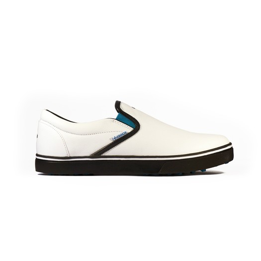 Kikkor Slyder Premium - Mens White Sea