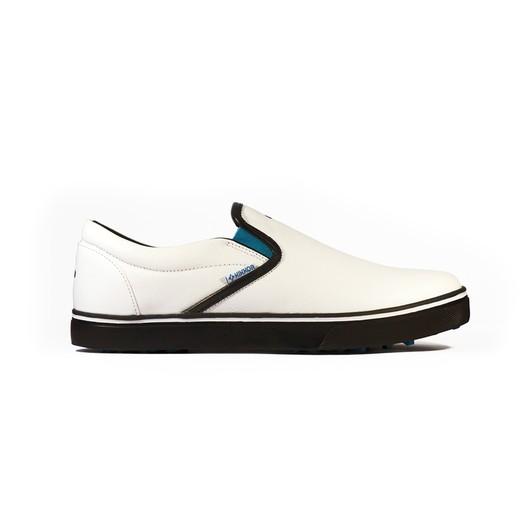 Image of Kikkor Slyder Premium - Mens White Sea